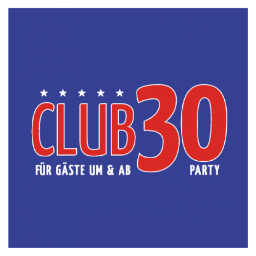 Club30 Party