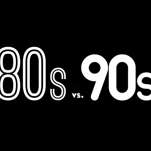 80s vs 90s Party powered by Harmony.fm – Feiertagsspecial