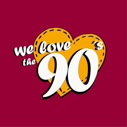 We love the 90s!