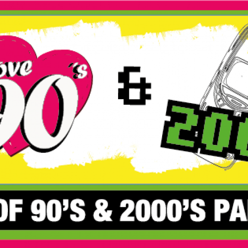 Best of 2000's Party