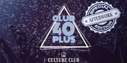 Club40Plus - AFTERWORK SPECIAL EDITION