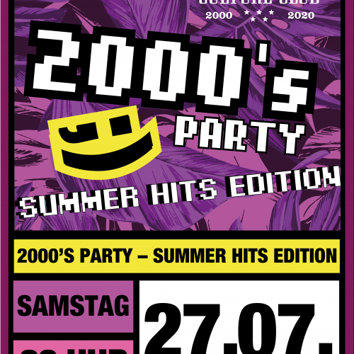2000er Party Summer Hits Edition