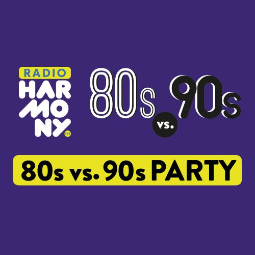 80s vs. 90s powered by harmony.fm