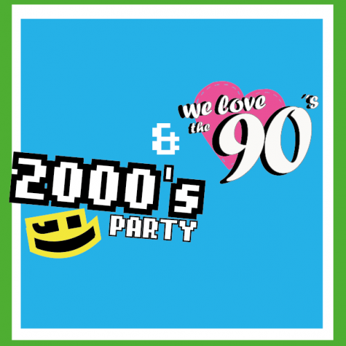 90s & 2000er Party